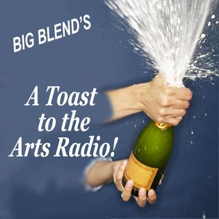 A Toast to New Music - Kwame Binea Shakedown and Nicki Kris on Big Blend Radio
