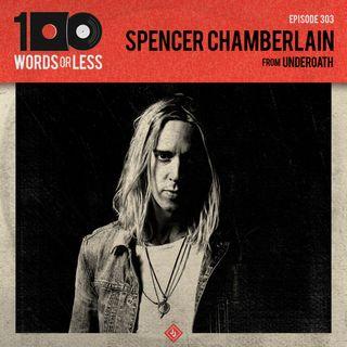 Spencer Chamberlain from Underoath