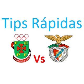 Portugal - Paços vs Benfica
