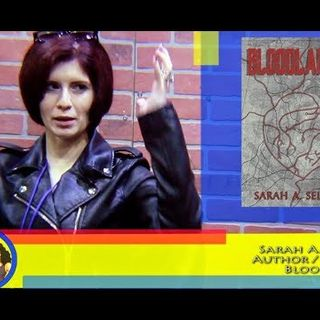 Discover A Dystopian Supernatural Western World! Author Sarah Selene on the Hangin With Web Show
