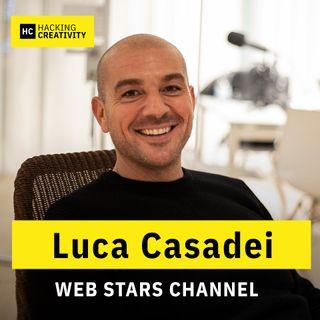 16 - Luca Casadei: le mille vite di un imprenditore dello spettacolo (parte 1)