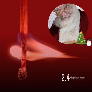 Niente Ariston, solo feste e Babbo Natale