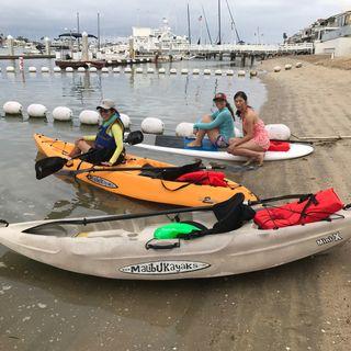 Kayak Rentals Balboa Island