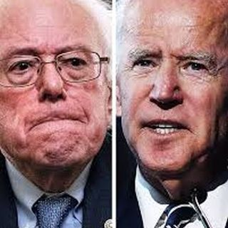 """Jimmy Jay interviews Biden & Bernie"""