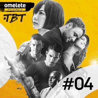 #4 Sense8 é Vingadores de quarentena - com Aline Diniz