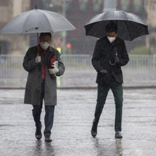 Se esperan lluvias en Milpa Alta, Tlalpan y Xochimilco