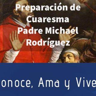 Episodio 211: 🛐 Dios Sálvame 🙏 Preparación para Cuaresma ✝️ Padre Michael Rodríguez