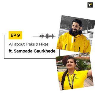 EP 9: All about Treks & Hikes ft. Sampada Gaurkhede