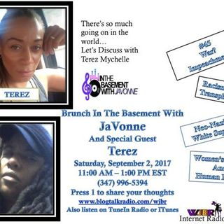 Terez Visits Brunch In The Basement With JaVonne