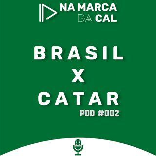 #02 COPA AMÉRICA - AMISTOSO BRASIL X CATAR