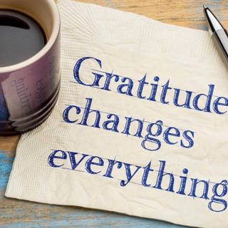 Are you grateful?