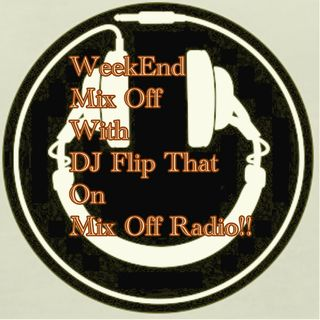 WeekEnd Mix Off 4/16/21 (Live DJ Mix)
