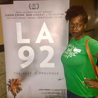 #LA92 Premieres Sunday April 30 on National Geographic at 9/8c #ashsaidit