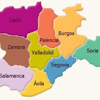 Provincias de Castilla y León