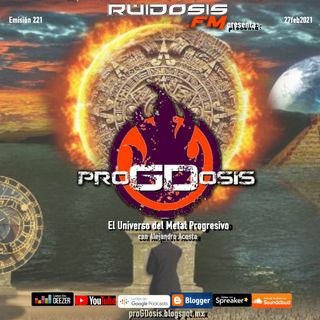 proGDosis 221 - 27feb2021 - Apocalypse