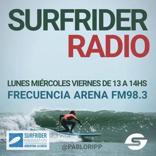 Surfrider Radio Programa 2 del 6to ciclo (10 de Marzo)
