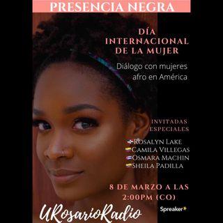 Diálogo con mujeres afro en América