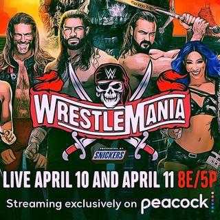 KEVIN CASTLE MANIA PREDICTIONS (Wrestling Soup 4/9/21)