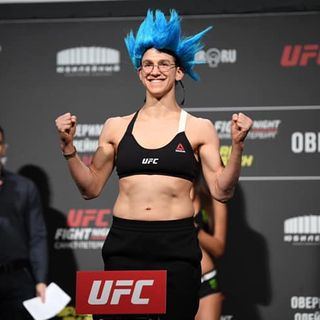 Interview w/ Roxanne Modafferi (Episode 3)