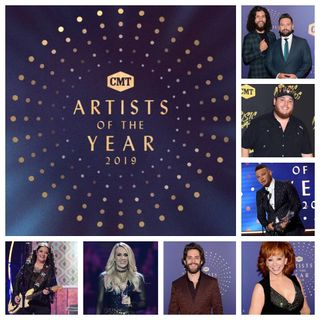 Episode 3 - CMT's Artists of the Year (2019) - Recap