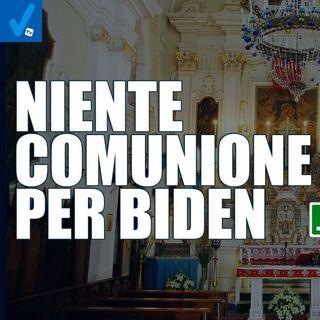 Niente comunione per Biden - Dietro il sipario - Talk Show