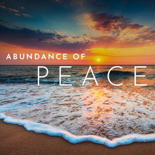 Abundance of Peace