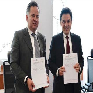 IMSS y Hacienda firman acuerdo de intercambio