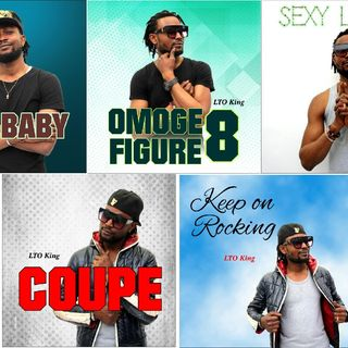 Episode 1 - Omoge Figure 8 Full Album By LTO KING
