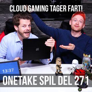 OneTake Spil - del 271
