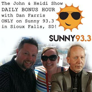 JohnAndHeidiShow(withDanFarris)OnSunny-11-28-19-Thanksgiving