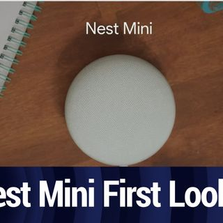 Nest Mini First Look | TWiT Bits
