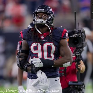 Jadeveon Clowney Post Game Conference after Raiders vs Texans Wild Card Game
