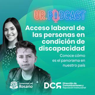 Acceso laboral de las personas con discapacidad en Colombia