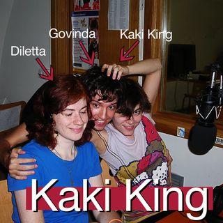 KAKI KING - Intervista di Giuseppe Govinda w/ Aurora [Radio Zammù 101FM]