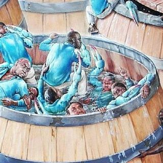 Crabs in a Barrel: You don't have to knock me down to get ahead