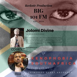 BIG 101 Xenophobia South Africa