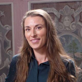 Bededag. Eva-Maria Schulz i samtale med Hannah Lyngberg-Larsen
