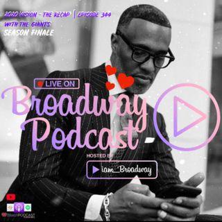 Episode 344 | 2020 Vision - The Recap #LiveOnBroadwayPodcast