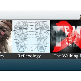 Henry, Reflexology, and Divorcing the Walking Dead