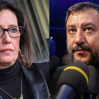 """Ilaria Cucchi-Salvini. """"In pochi minuti"""", con Francesco Brandi"""