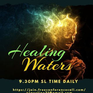 Healing Waters Prayerline