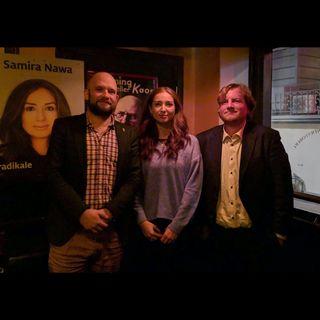 Radikal Reaktion med Samira Nawa