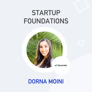 Dorna Moini, CEO and co-founder of Documate