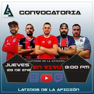 Final de Liga CONCACAF | Jornada 4