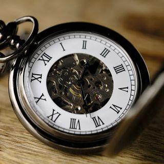 Podcast n.18: l'importanza del tempo, Seneca scrive a Lucilio. RSA, esistono alternative?