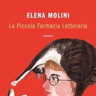 """Elena Molini """"La piccola farmacia letteraria"""""""