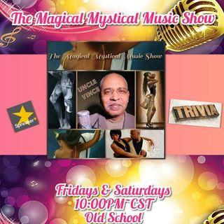 The Magical Mystical Music Show 4-4-2020
