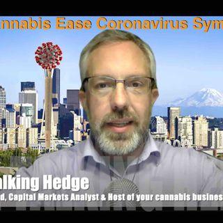 Can Cannabis Ease Coronavirus Symptoms?