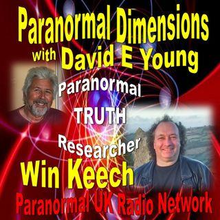 Paranormal Dimensions - Win Keech