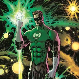 Green Lantern- Hal Jordan
